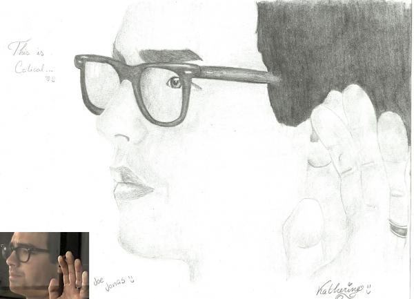 Joe Jonas by Katherine.JB.15